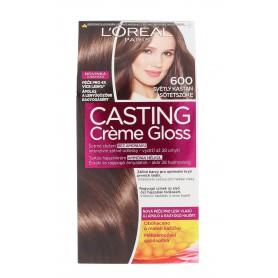L´Oréal Paris Casting Creme Gloss Farba do włosów 1szt 600 Light Brown
