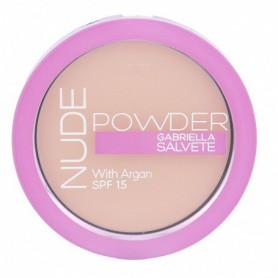 Gabriella Salvete Nude Powder SPF15 Puder 8g 03 Nude Sand