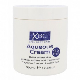 Xpel Body Care Aqueous Cream SLS Free Krem do ciała 500ml