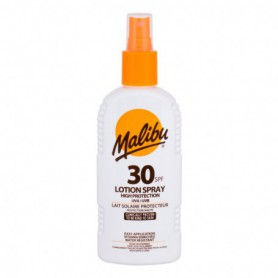 Malibu Lotion Spray SPF30 Preparat do opalania ciała 200ml