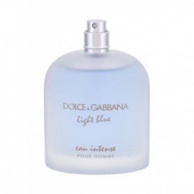 Dolce&Gabbana Light Blue Eau Intense Pour Homme Woda perfumowana 100ml tester