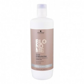 Schwarzkopf Blond Me Tone Enhancing Bonding Shampoo Szampon do włosów 1000ml Cool Blondes