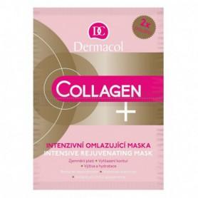 Dermacol Collagen  Maseczka do twarzy 2x8g