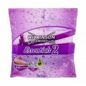 Wilkinson Sword Essentials 2 Maszynka do golenia 5szt