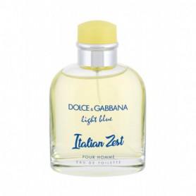 Dolce&Gabbana Light Blue Italian Zest Pour Homme Woda toaletowa 125ml