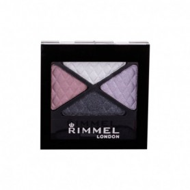 Rimmel London Glam Eyes Quad Cienie do powiek 4,2g 023 Beauty Spells