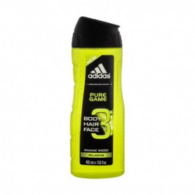 Adidas Pure Game 3in1 Żel pod prysznic 400ml