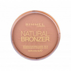Rimmel London Natural Bronzer SPF15 Bronzer 14g 021 Sun Light