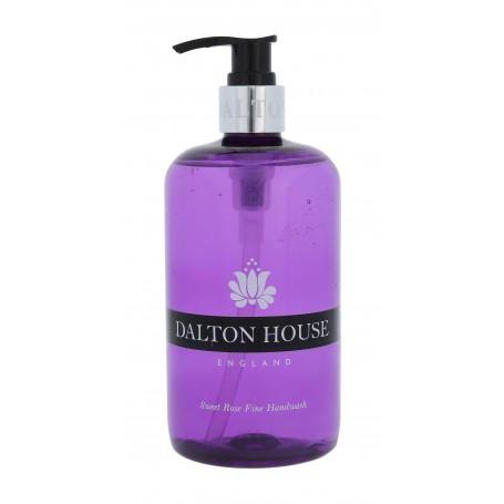 Xpel Dalton House Sweet Rose Mydło w płynie 500ml