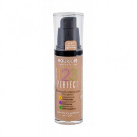 BOURJOIS Paris 123 Perfect Podkład 30ml 57 Light Bronze