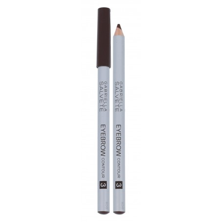 Gabriella Salvete Eyebrow Contour Kredka do brwi 0,28g 03 Chocolate