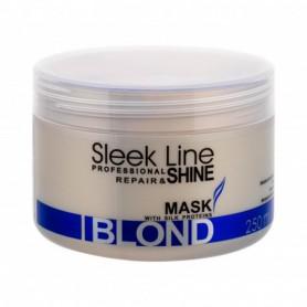 Stapiz Sleek Line Blond Maska do włosów 250ml