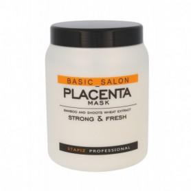 Stapiz Basic Salon Placenta Maska do włosów 1000ml