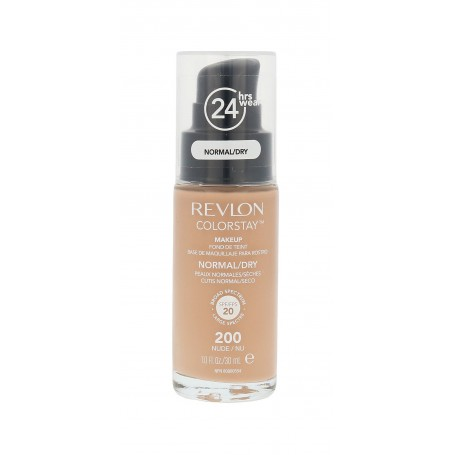 Revlon Colorstay Normal Dry Skin Podkład 30ml 200 Nude
