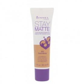 Rimmel London Stay Matte Liquid Mousse Foundation Podkład 30ml 203 True Beige