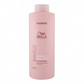 Wella Invigo Blonde Recharge Szampon do włosów 1000ml Cool Blonde