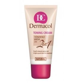 Dermacol Toning Cream 2in1 Krem BB 30ml 04 Natural