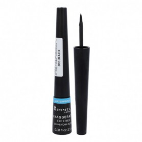 Rimmel London Exaggerate Eyeliner 2,5ml 003 Black
