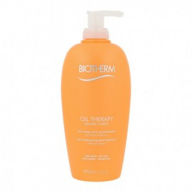 Biotherm Oil Therapy Nutri-Replenishing Body Treatment Mleczko do ciała 400ml