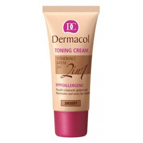 Dermacol Toning Cream 2in1 Krem BB 30ml Desert