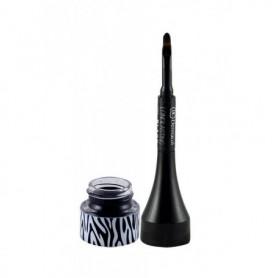Dermacol Longlasting Gel Black Eyeliner 2,5g Black