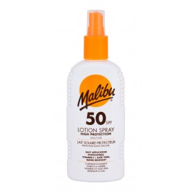 Malibu Lotion Spray SPF50 Preparat do opalania ciała 200ml