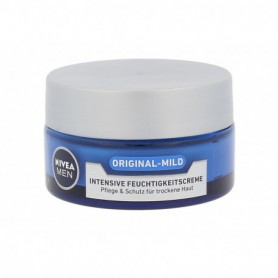 Nivea Men Original Intensive Moisturising Cream Krem do twarzy na dzień 50ml
