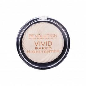 Makeup Revolution London Vivid Rozświetlacz 7,5g Golden Lights