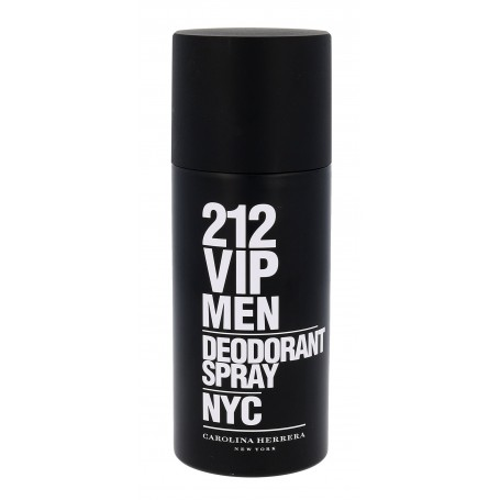 Carolina Herrera 212 VIP Men Dezodorant 150ml