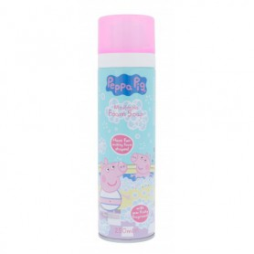 Peppa Pig Peppa Mouldable Foam Soap Pianka do kąpieli 250ml