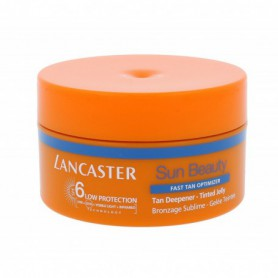 Lancaster Sun Beauty Tan Deepener Tinted Jelly SPF6 Preparat do opalania ciała 200ml