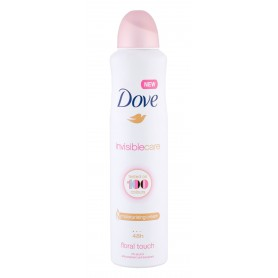 Dove Invisible Care 48h Antyperspirant 250ml