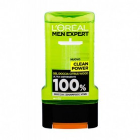 L´Oréal Paris Men Expert Clean Power Żel pod prysznic 300ml