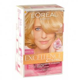 L´Oréal Paris Excellence Creme Farba do włosów 1szt 9 Natural Light Blonde