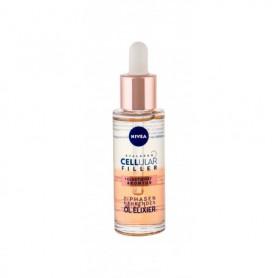 Nivea Hyaluron CELLular Filler Bi-Phase Oil Elixir Serum do twarzy 30ml