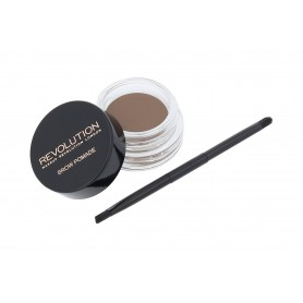 Makeup Revolution London Brow Pomade Regulacja brwi 2,5g Blonde