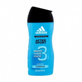 Adidas After Sport 3in1 Żel pod prysznic 250ml