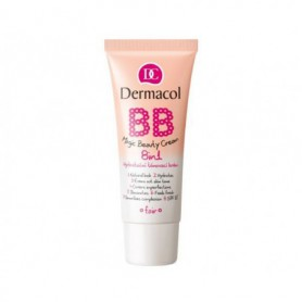 Dermacol BB Magic Beauty Cream SPF15 Krem BB 30ml Nude
