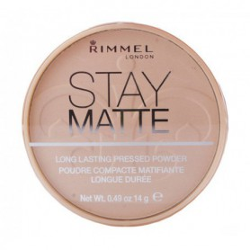 Rimmel London Stay Matte Puder 14g 004 Sandstorm