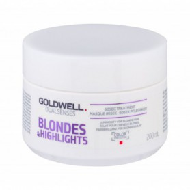 Goldwell Dualsenses Blondes Highlights 60 Sec Treatment Maska do włosów 200ml