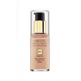 Max Factor Facefinity All Day Flawless 3in1 SPF20 Podkład 30ml 30 Porcelain