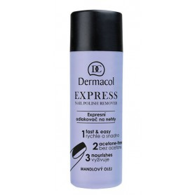 Dermacol Express Zmywacz do paznokci 120ml