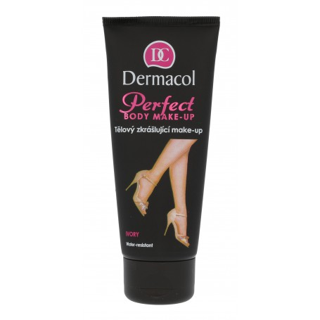 Dermacol Perfect Body Make-Up Samoopalacz 100ml Ivory