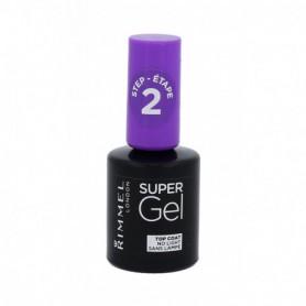 Rimmel London Super Gel Top Coat Lakier do paznokci 12ml