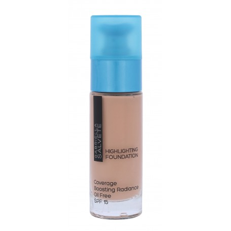 Gabriella Salvete Highlighting Foundation SPF15 Podkład 30ml 103 True Ivory
