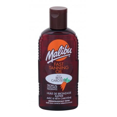 Malibu Fast Tanning Oil Preparat do opalania ciała 200ml