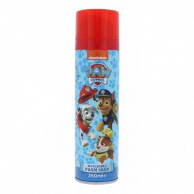 Nickelodeon Paw Patrol Mouldable Foam Soap Pianka pod prysznic 250ml