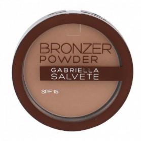 Gabriella Salvete Bronzer Powder SPF15 Puder 8g 02
