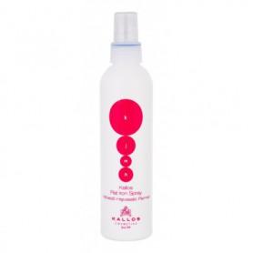 Kallos Cosmetics KJMN Flat Iron Spray Stylizacja włosów na gorąco 200ml