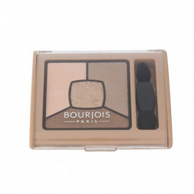 BOURJOIS Paris Smoky Stories Quad Eyeshadow Palette Cienie do powiek 3,2g 13 Taupissime